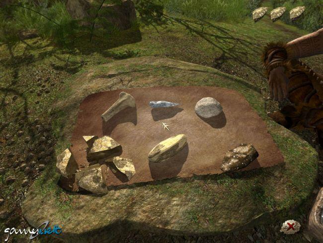 Geheimnis der vergessenen Höhle  Archiv - Screenshots - Bild 3