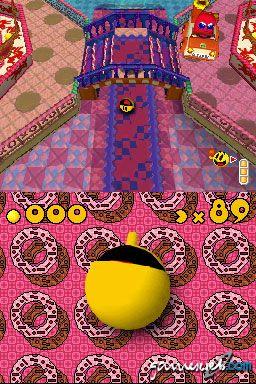 Pac 'n Roll (DS)  Archiv - Screenshots - Bild 4