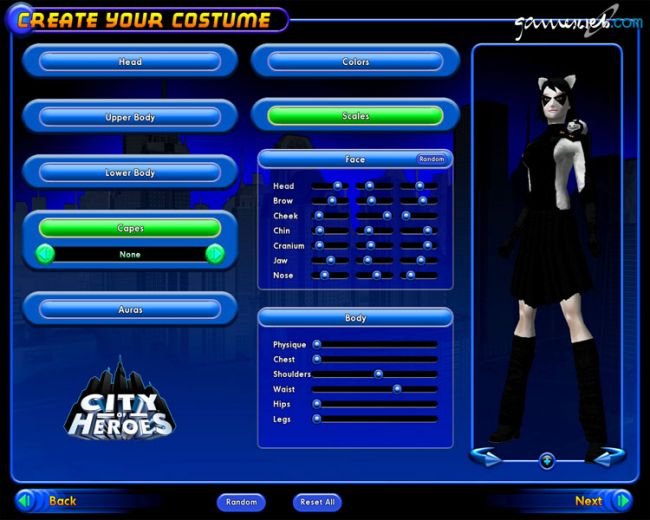 City of Heroes  Archiv - Screenshots - Bild 43