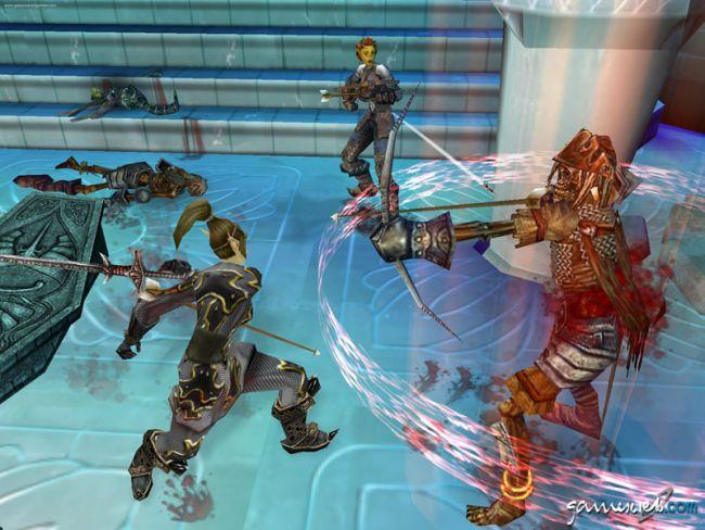Dungeon Siege 2  Archiv - Screenshots - Bild 31