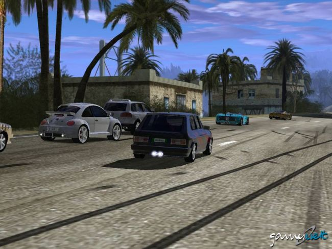 World Racing 2  Archiv - Screenshots - Bild 23