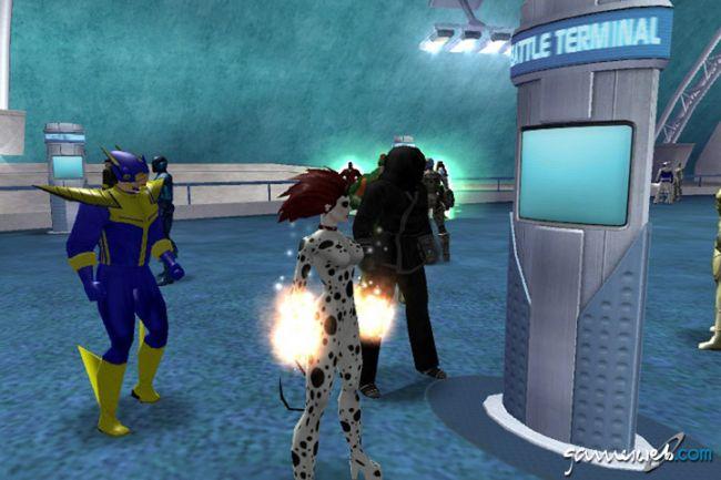 City of Heroes  Archiv - Screenshots - Bild 46