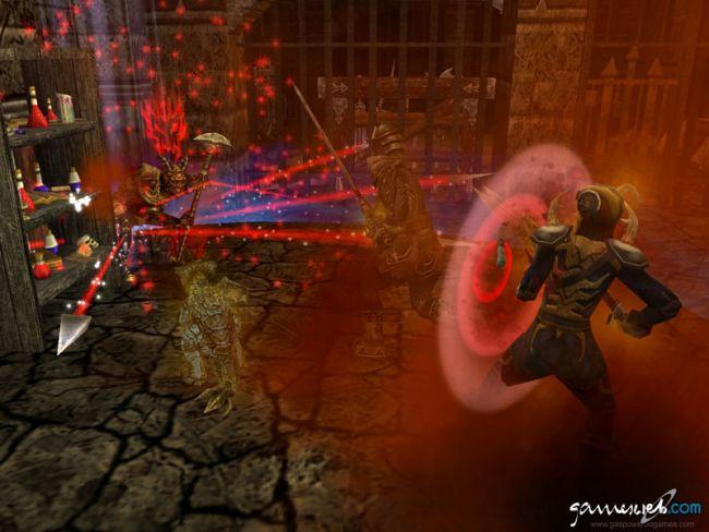Dungeon Siege 2  Archiv - Screenshots - Bild 39