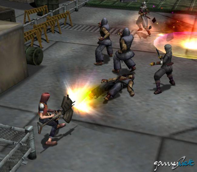 Arc the Lad: End of Darkness  Archiv - Screenshots - Bild 11