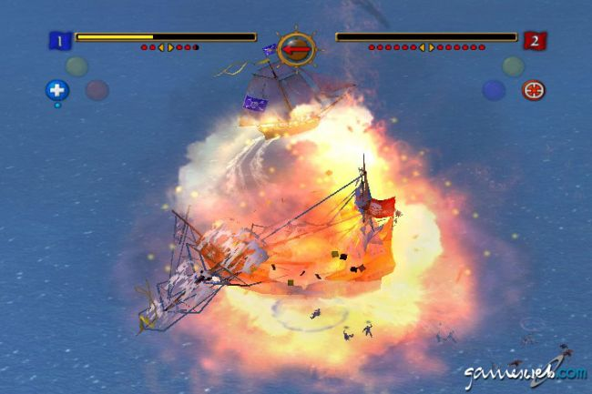 Pirates!  Archiv - Screenshots - Bild 26