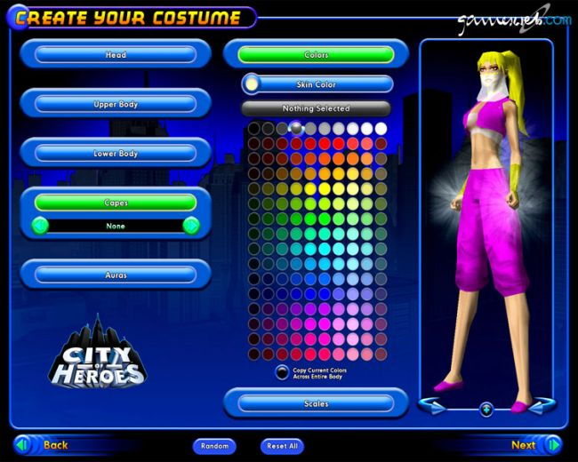City of Heroes  Archiv - Screenshots - Bild 39