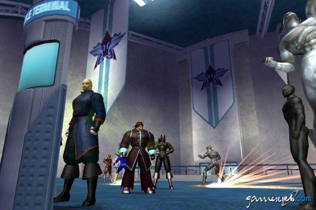 City of Heroes  Archiv - Screenshots - Bild 28