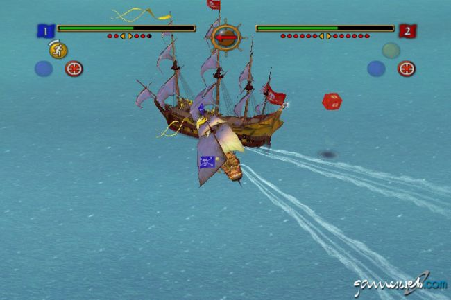 Pirates!  Archiv - Screenshots - Bild 25