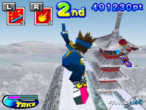 SBK: Snowboard Kids DS (DS)  Archiv - Screenshots - Bild 26