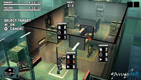 Metal Gear Acid 2 (PSP)  Archiv - Screenshots - Bild 35
