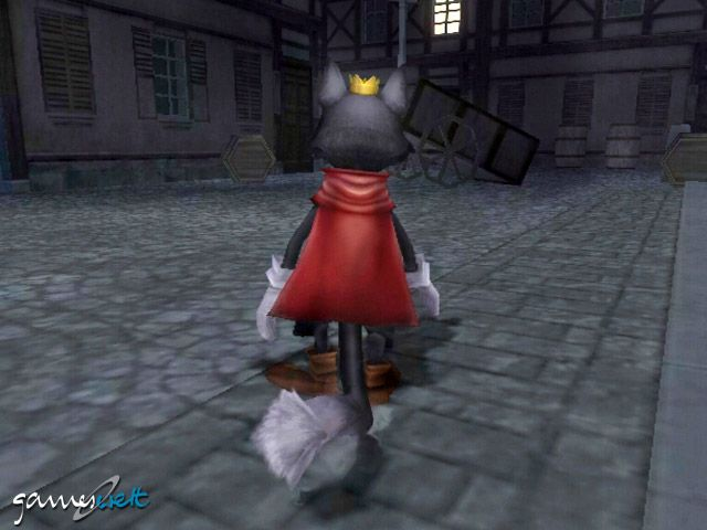 Final Fantasy VII: Dirge of Cerberus  Archiv - Screenshots - Bild 19