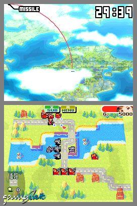 Advance Wars: Dual Strike (DS)  Archiv - Screenshots - Bild 22