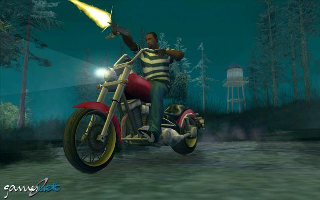 Grand Theft Auto: San Andreas  Archiv - Screenshots - Bild 16