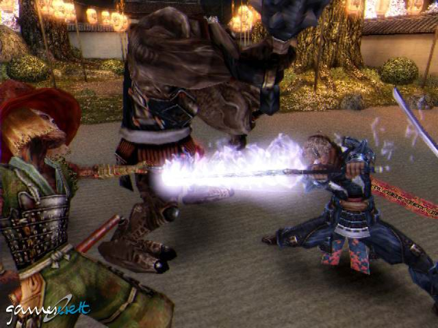 Onimusha: Dawn of Dreams  Archiv - Screenshots - Bild 48