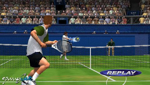 Virtua Tennis: World Tour (PSP)  Archiv - Screenshots - Bild 53