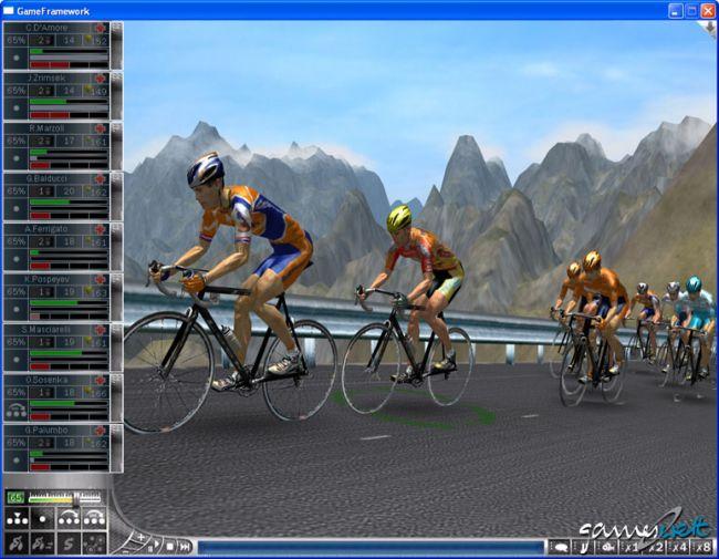 Radsport Manager Pro  Archiv - Screenshots - Bild 17
