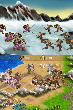 Age of Empires: The Age of Kings (DS) Archiv - Screenshots - Bild 9