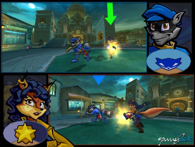 Sly 3: Honor Among Thieves  Archiv - Screenshots - Bild 22