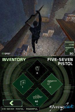 Splinter Cell: Chaos Theory (DS)  Archiv - Screenshots - Bild 7