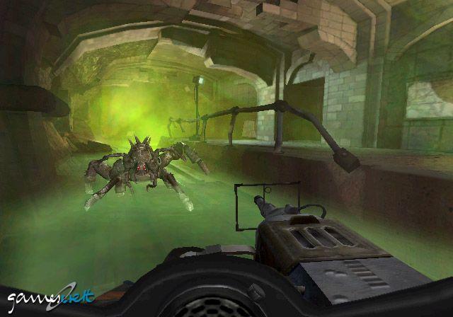 Geist  Archiv - Screenshots - Bild 2