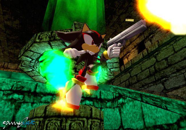 Shadow the Hedgehog  Archiv - Screenshots - Bild 45