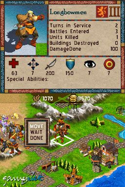 Age of Empires: The Age of Kings (DS) Archiv - Screenshots - Bild 10