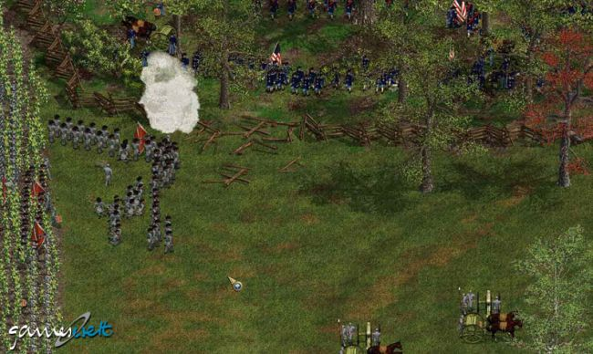 American Conquest: Divided Nation  Archiv - Screenshots - Bild 33