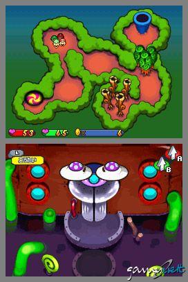Mario & Luigi: Zusammen durch die Zeit (DS)  Archiv - Screenshots - Bild 20