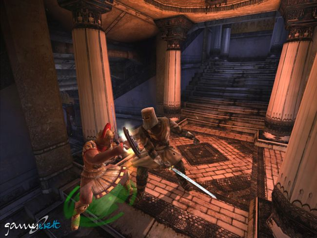 Knights of the Temple 2  Archiv - Screenshots - Bild 20