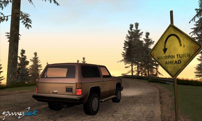 Grand Theft Auto: San Andreas  Archiv - Screenshots - Bild 17