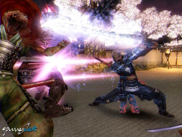 Onimusha: Dawn of Dreams  Archiv - Screenshots - Bild 50