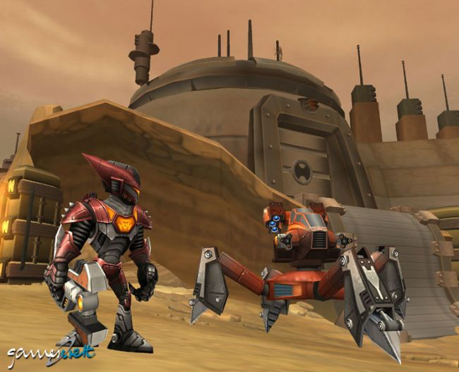 Ratchet: Gladiator  Archiv - Screenshots - Bild 44