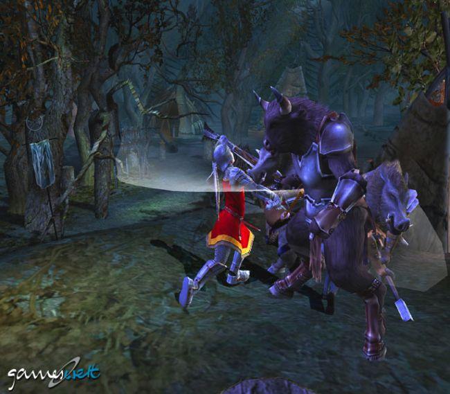 Chroniken von Narnia  Archiv - Screenshots - Bild 29