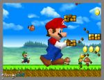 New Super Mario Bros. (DS)  Archiv - Screenshots - Bild 17