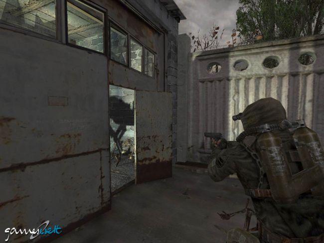 S.T.A.L.K.E.R. Shadow of Chernobyl  Archiv - Screenshots - Bild 87