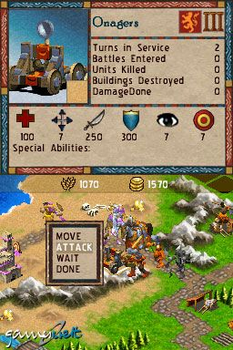 Age of Empires: The Age of Kings (DS) Archiv - Screenshots - Bild 12
