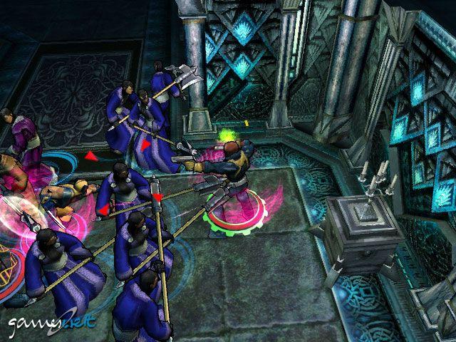 X-Men Legends 2: Rise of Apocalypse  Archiv - Screenshots - Bild 18
