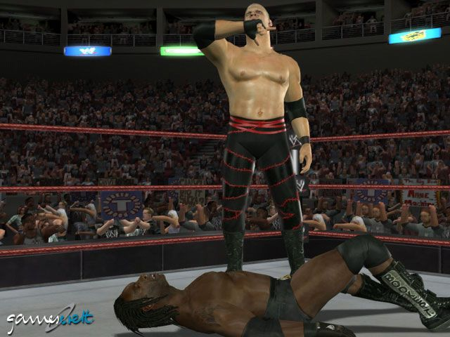 WWE Day of Reckoning 2  Archiv - Screenshots - Bild 32