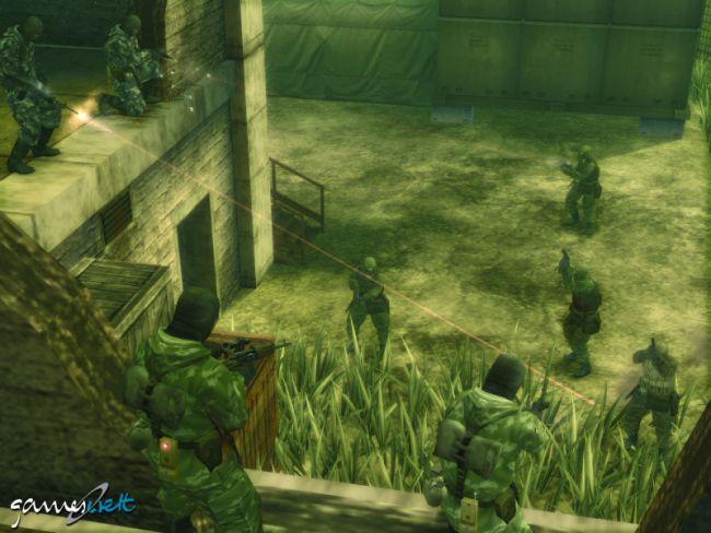 Metal Gear Solid 3: Subsistence  Archiv - Screenshots - Bild 27