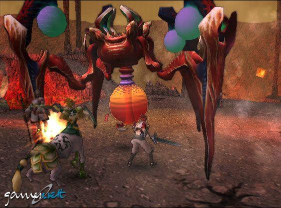 Shining Force Neo  Archiv - Screenshots - Bild 7