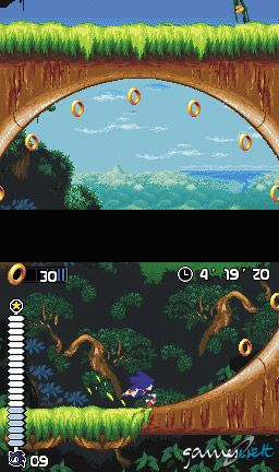 Sonic Rush (DS)  Archiv - Screenshots - Bild 34