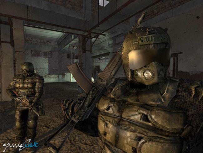 S.T.A.L.K.E.R. Shadow of Chernobyl  Archiv - Screenshots - Bild 90