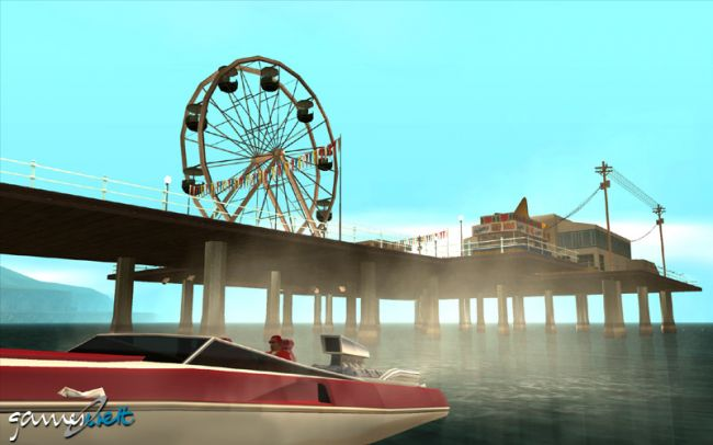 Grand Theft Auto: San Andreas  Archiv - Screenshots - Bild 12