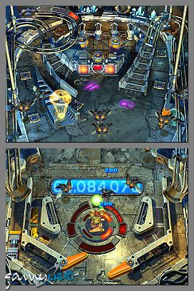 Metroid Prime Pinball (DS)  Archiv - Screenshots - Bild 8