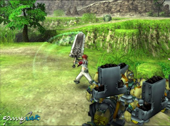 Shining Force Neo  Archiv - Screenshots - Bild 4