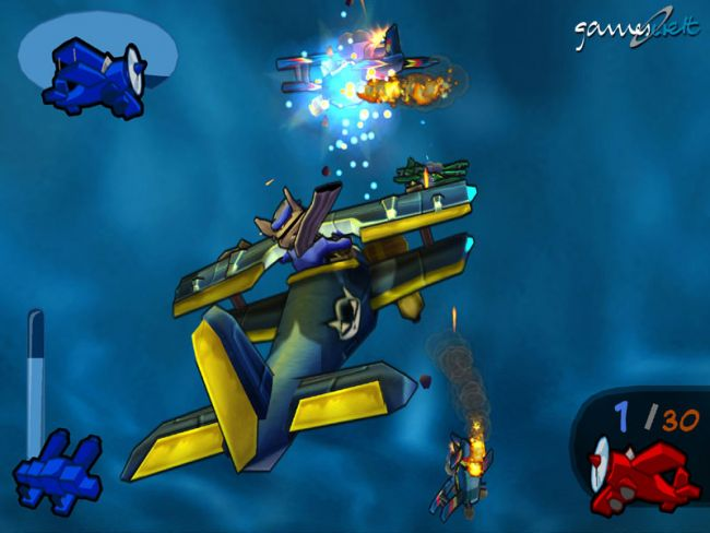 Sly 3: Honor Among Thieves  Archiv - Screenshots - Bild 16