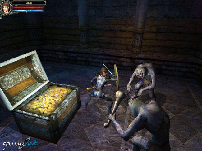 Dungeon Lords  Archiv - Screenshots - Bild 21