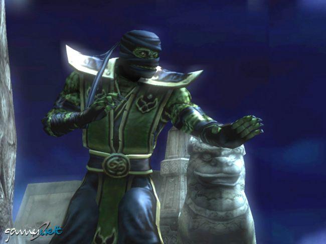 Mortal Kombat: Shaolin Monks  Archiv - Screenshots - Bild 11