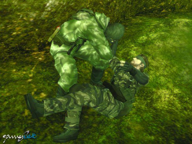 Metal Gear Solid 3: Subsistence  Archiv - Screenshots - Bild 26
