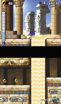 Sonic Rush (DS)  Archiv - Screenshots - Bild 37